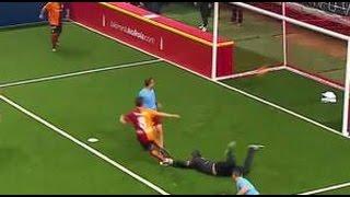 Evren Turhan'ın Golü | 4 Büyükler Salon Turnuvası | Galatasaray 6 - Trabzonspor 5 | (04.01.2016)
