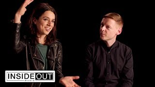"PURE REASON REVOLUTION - Jon Courtney & Chloë Alper discuss their new album ""Eupnea"""