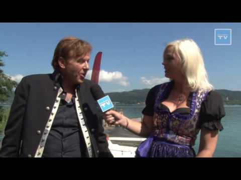 WEB CHANNEL TV im Interview mit DIE WÖRTHERSEER am Wörthersee in Österreich