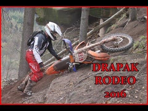 Drapak Rodeo 2016 / Hard Enduro Race / Checkpoint 13