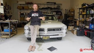 Pat McNamara Breaks Down His 1965 Pontiac GTO, 'Charlotte'