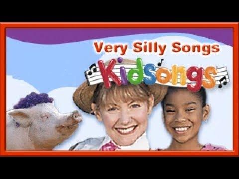 Kidsongs Very Silly Songs part 3  | Nursery Rhymes | Top Childrens Songs | PBS Kids | Silly Rhymes |