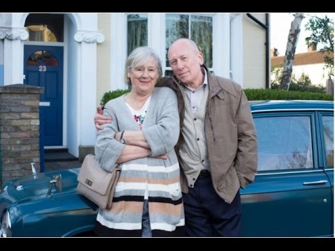 EastEnders casts new couple played by Maggie Steed and Christopher Timothy