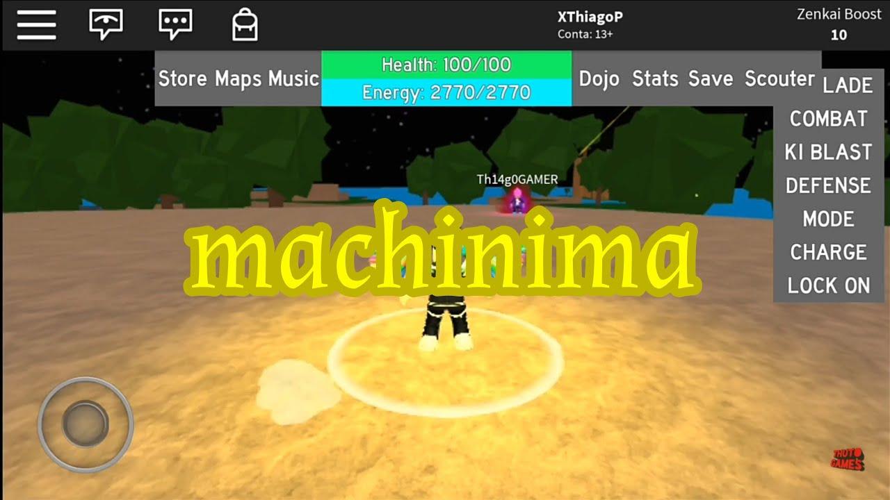Dando Zenkai 30 Meme Dragon Ball Rage Roblox Youtube Machinima 3 Dragon Ball Rage Roblox By Thuto Games