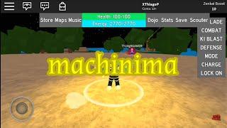 Machinima Dragon Ball Wut - Roblox