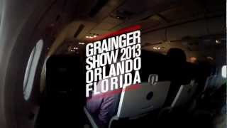 Setting the Scene: The 2013 Grainger Show