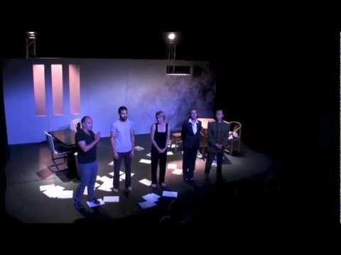 Vidéo À NU dernière à Avignon le 28 Juillet 2012