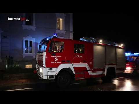 Nach Einbruch In St. Florian Betroffene Wohnung In Brand Gesteckt