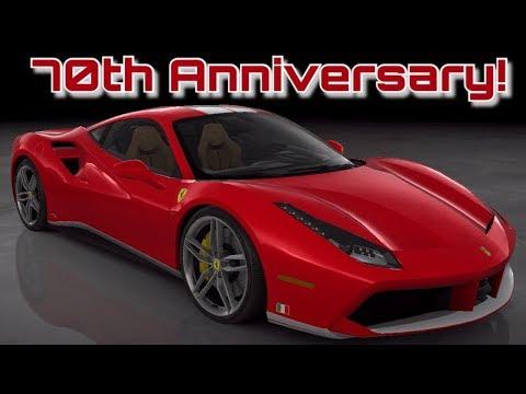 Ferrari 70th Anniversary Event NEW CARS! | CSR Racing 2