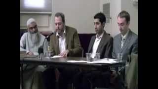 The Christology Symposium: Multiple Christian and Muslim Views on Jesus ( Q & A Session - 2 of 2 )