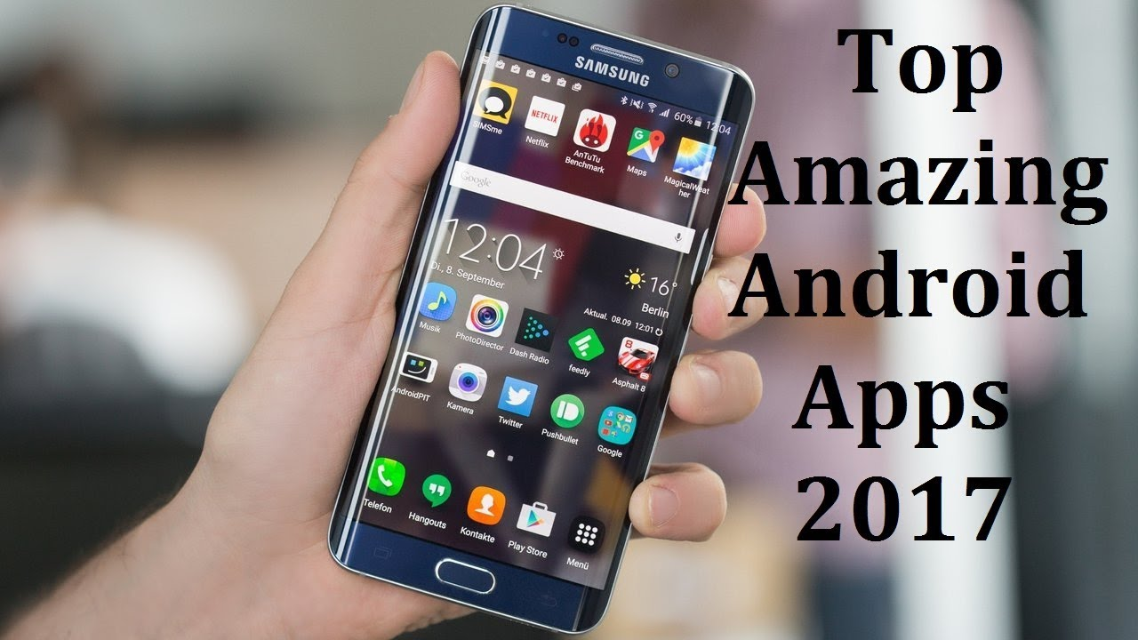 Top amazing android apps 2017 by sagar mobile youtube top amazing android apps 2017 by sagar mobile voltagebd Images