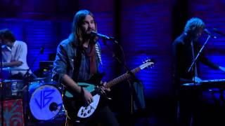 Tame Impala - Let It Happen  Live on Conan 04/15/15