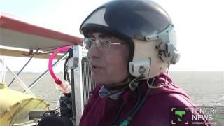 Житель Экибастуза построил собственный самолет(Присылайте ваше интересное видео в редакцию: ttv@tn.kz Житель Экибастуза сконструировал самодельный летательн..., 2015-10-26T13:17:05.000Z)