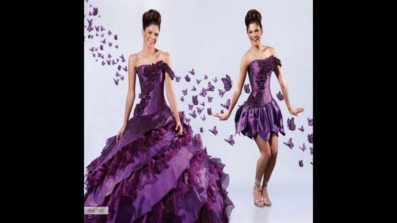 Vestidos De 15 Anos Modernos: Vestidos De 15 Desmontables