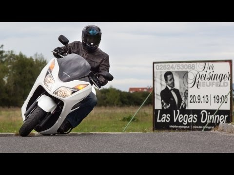 Test-Video | Honda Forza 300