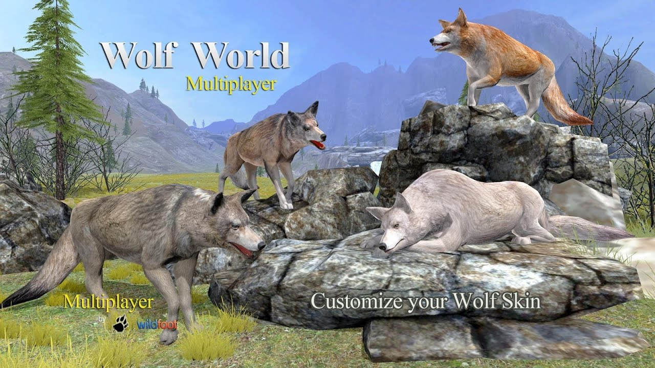 Wolf World Game