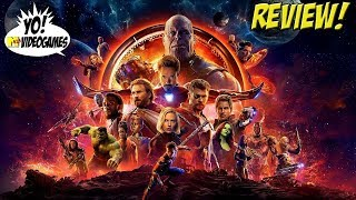 Avengers: Infinity War! Movie Review - YoVideogames