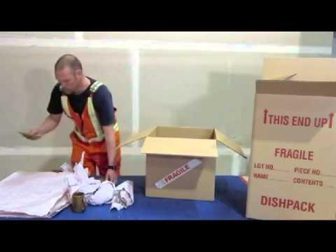 Как упаковать ценные вещи