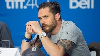 Tom Hardy LOVES Interviews