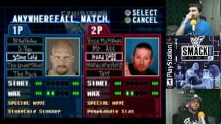 Old School: WWF Smackdown (PS1)