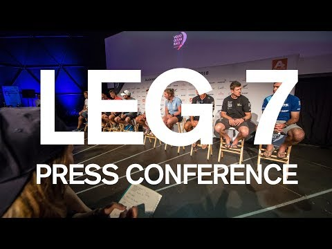 Leg 7 Start Press Conference - Auckland | Volvo Ocean Race