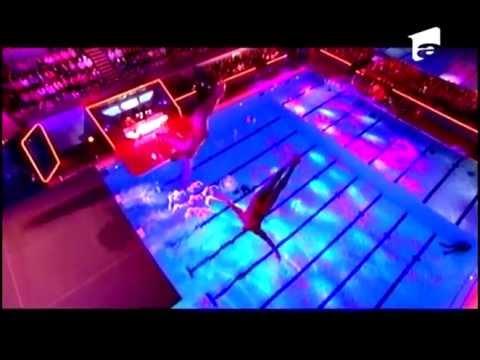 Splash Vedete la Apa Din iulie in Romania la Antena 1