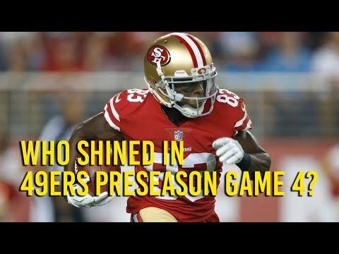 C.J. Beathard, Bolden Jr. shine in 49ers preseason game 4