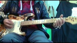 電吉他舊化處理紀錄 thumbnail