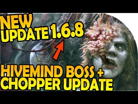NEW UPDATE 1.6.8 - NEW CHOPPER UPDATE + HIVEMIND BOSS - Last Day On Earth Survival 1.6.8 Update