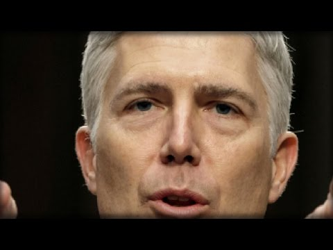GORSUCH HEARS FIRST MAJOR SCOTUS CASE ON RELIGIOUS LIBERTY - HE DOESN'T SAY 1 WORD UNTIL THE END…