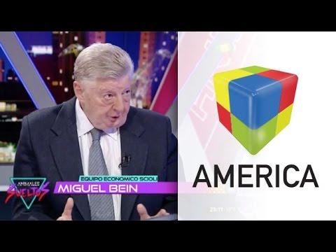 """Miguel Bein: """"Hay que sacar las retenciones"""""""
