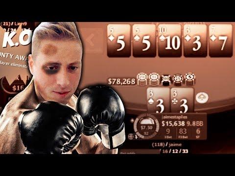 FIGHTING FOR SUNDAY BOUNTIES!! | PokerStaples Stream Highlights