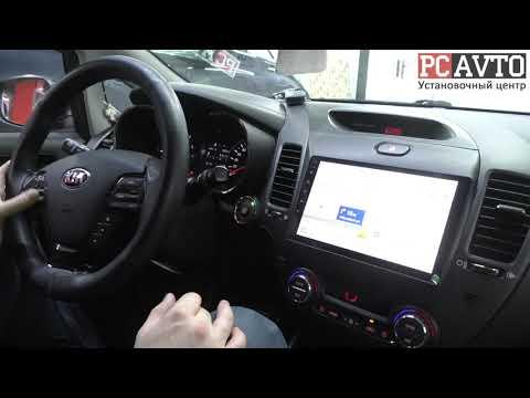 Android 8.0 в Kia Cerato Штатная магнитола Vomi VM2694-T8