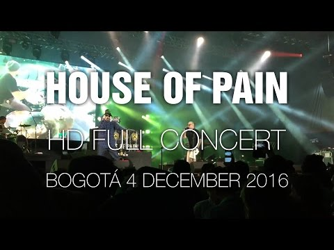House of Pain [Full Concert] @ Bogotá 1 Dec 2016
