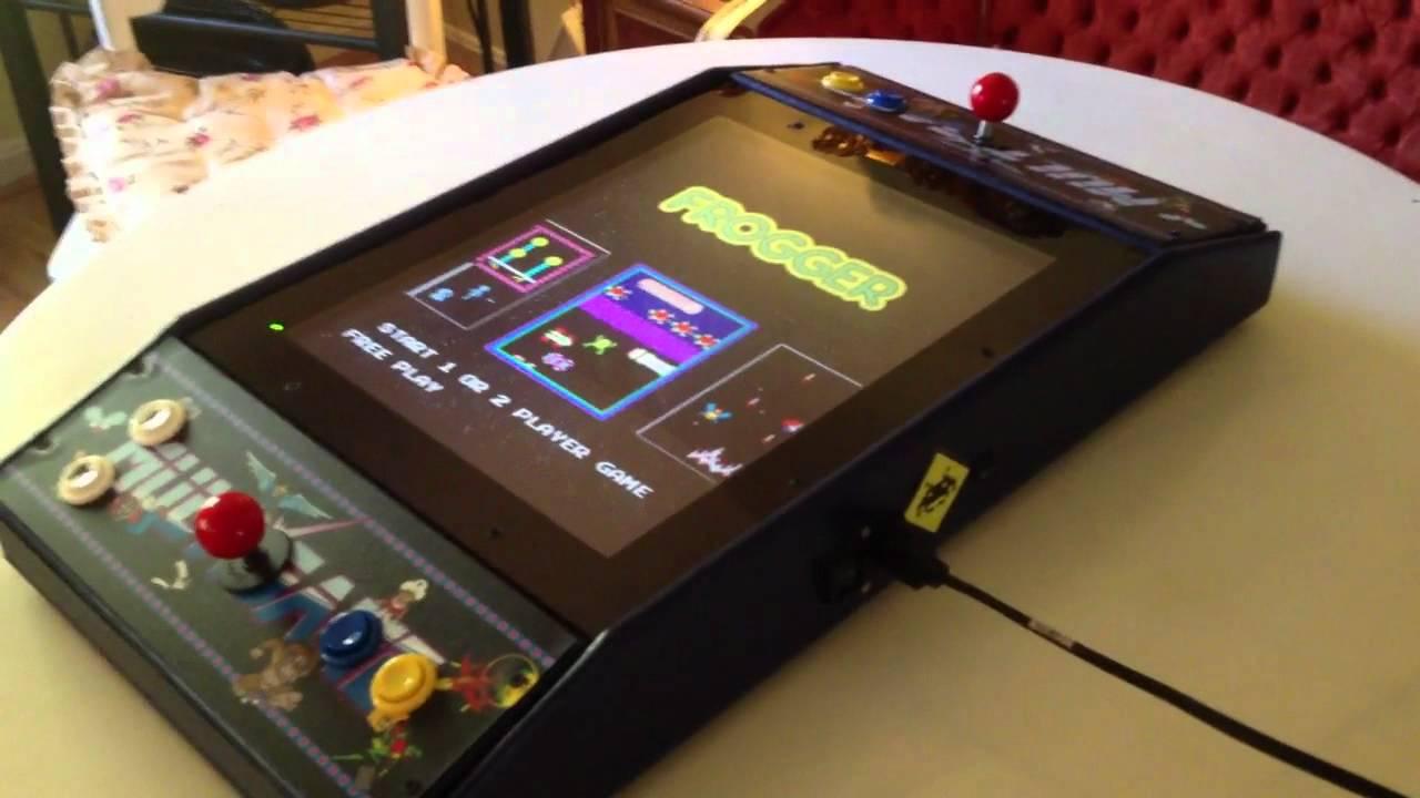 Mini Arcade Cabinet Kit
