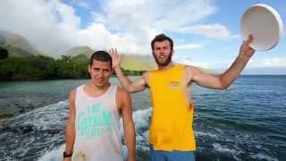 Hawaii Trick Shot Battle | Brodie Smith vs. Jefferson Bethke