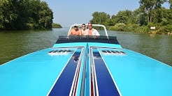 DRIVING THE ORIGINAL MIAMI VICE BOAT pt4