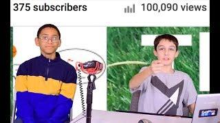 100,000 views, 375 Subs!!!  Dope Trick shots!!!