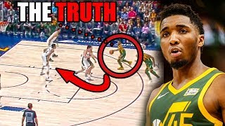 The REAL Reason Why Donovan Mitchell Is Playing BETTER (Ft. NBA Dunks, Passing, & Moves)