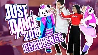Just Dance 2018 | Challenge | Bailando sin parar | Nicolean | JeanCarloleon | Nicole Amado