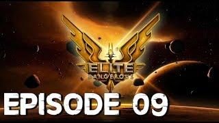 Elite Dangerous - Let's Play - Samedi c'est Multi | Les Nettoyeurs - Episode 09 FR [HD]