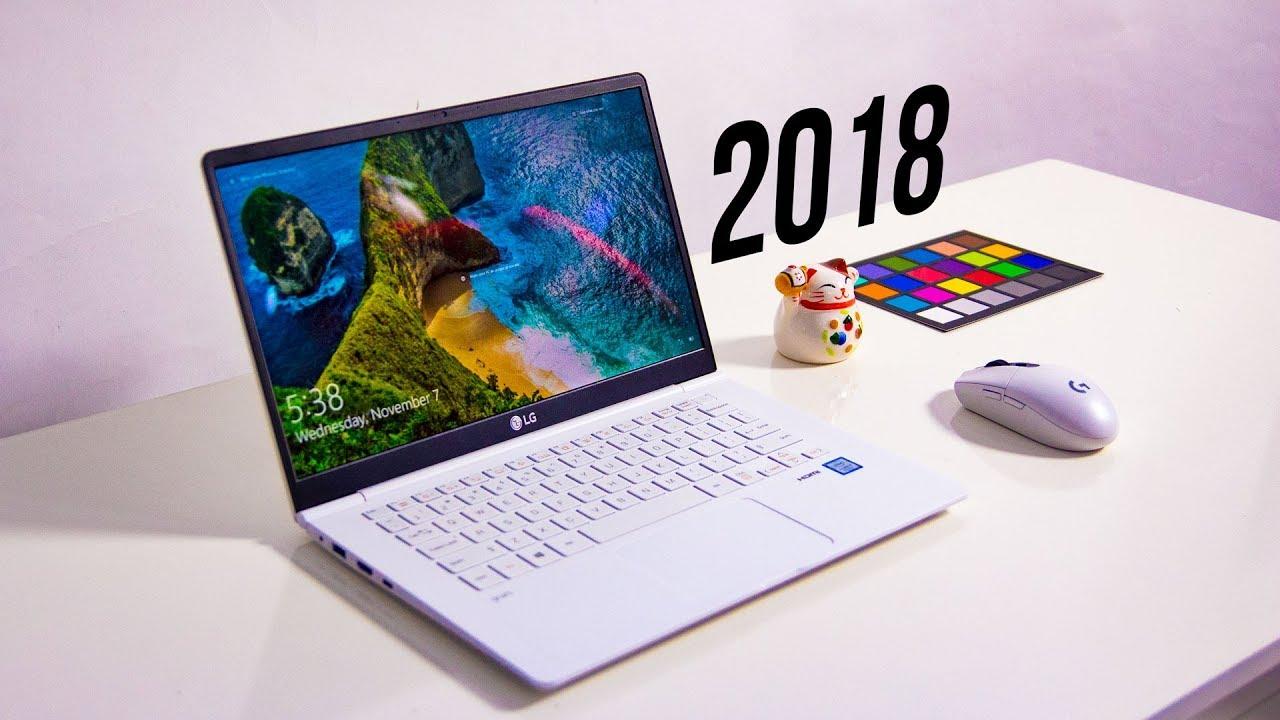 LG Gram  ( 2018 ) – ĐỈNH CAO Của UltraBook? | HANOICOMPUTER