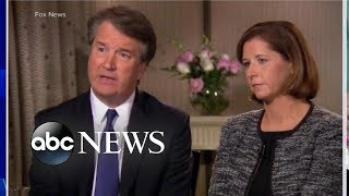 SCOTUS pick battles back against allegations of sexual misconduct