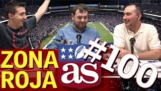 Zona Roja NFL #100: Programa Especial Centenario