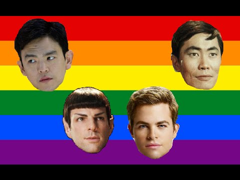 star trek lost gay