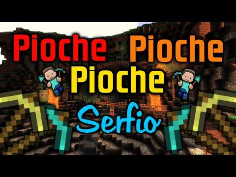 MINECRAFT PARODIE - ♫ Pioche Pioche Pioche ♫ (Mika - Boom Boom Boom)