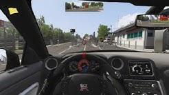 Assetto Corsa Nurburgring Tourist Online R35 vs Lambo