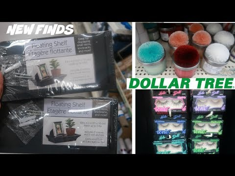 DOLLAR TREE * NEW FINDS/ COME WITH ME!!!
