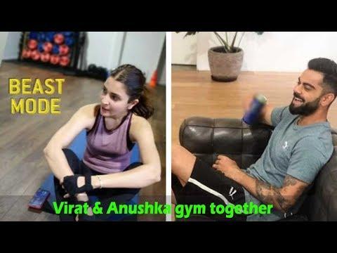 Anushka Sharma and Virat Kohli are great gym partners, here's proof! Mp3