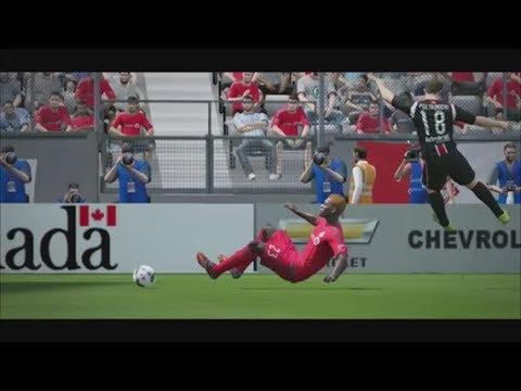 FIFA 16: Toronto FC vs Ottawa, Canadian Semifinal, First Leg